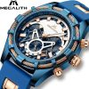 Megalith Men's Watch
