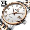 BINGER Luxury Brand Mechanical 18K Sapphire